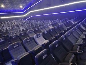 电影院保洁